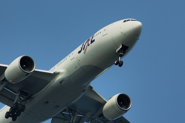 JAL Boeing-777