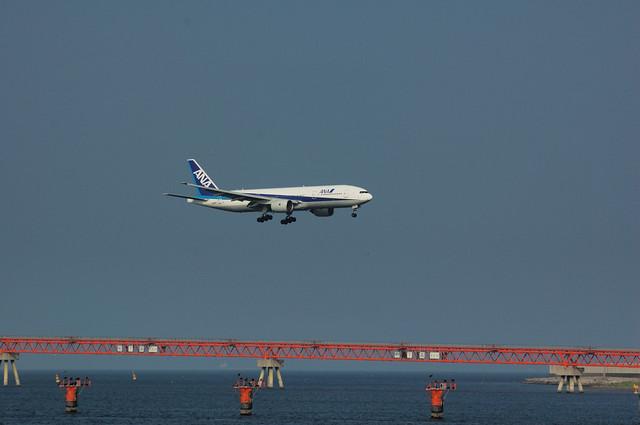 ANA Boeing777