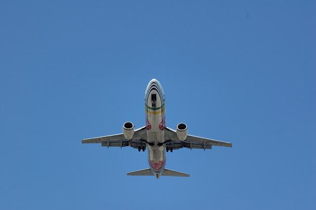 SNA Boeing737-400