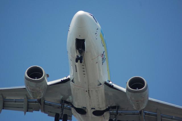 AirDO Boeing737-500