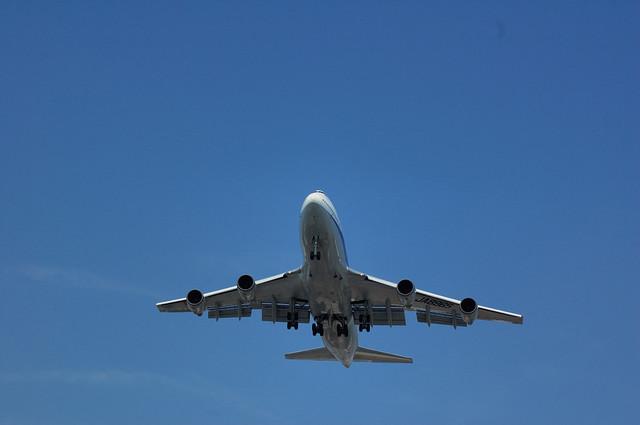 ANA Boeing747-400