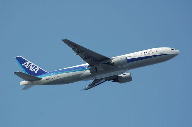 ANA Boeing777-281