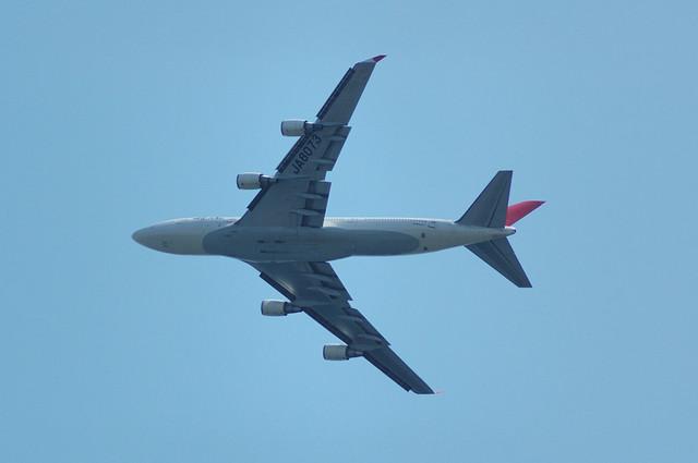 JAPAN AIRLINES - BOEING 747-446