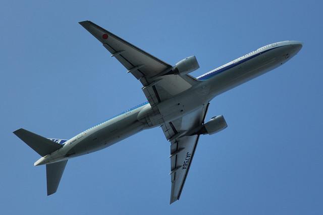ANA Boeing777-381 (JA756A)