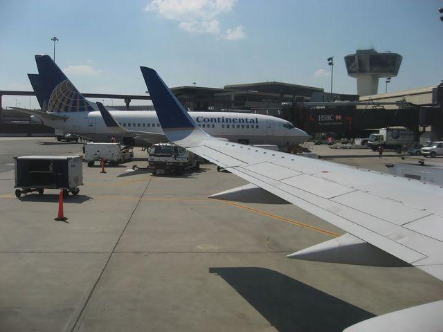 Boeing737-800機内より