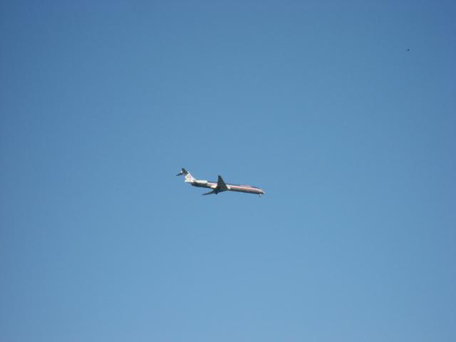 アメリカン航空のMD-81