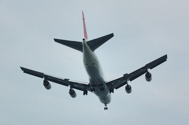 JAL Boeing747-446D