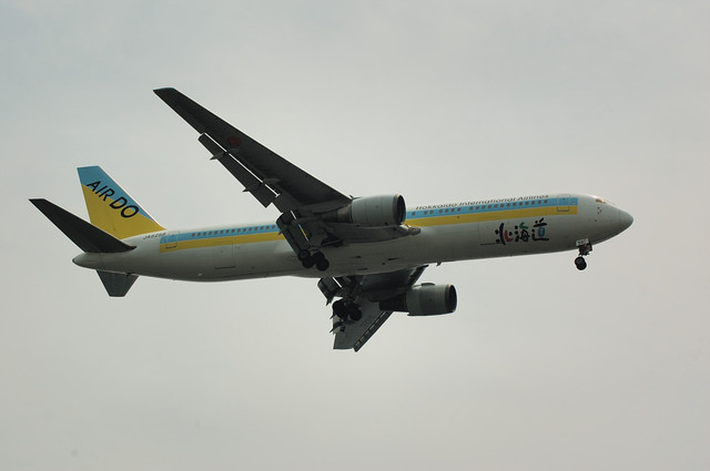 Air Do Boeing 767-381