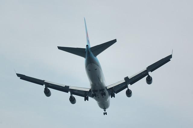 B747-400 HL7488
