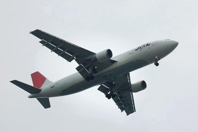 日本航空 Airbus A300-600R