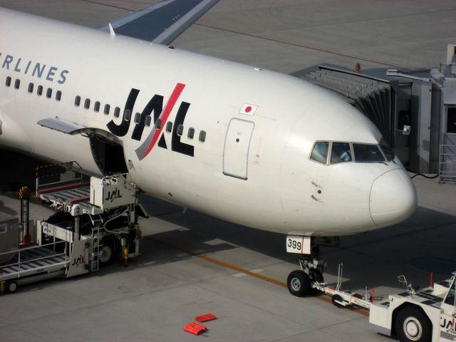 JAL Boeing767-346(JA8399)
