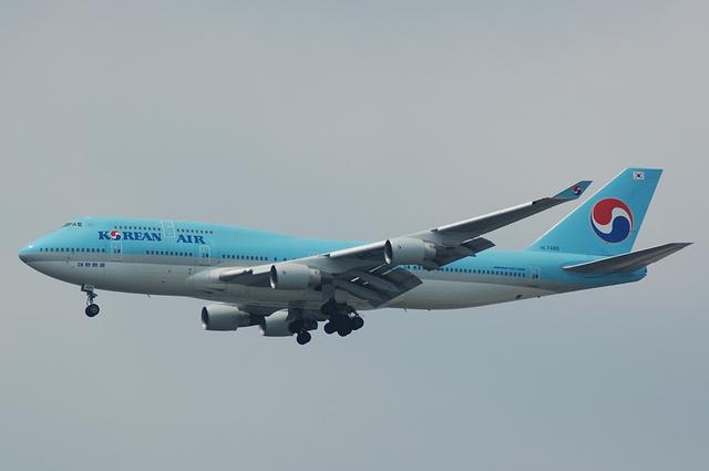 KOREAN AIR Boeing747-4B5