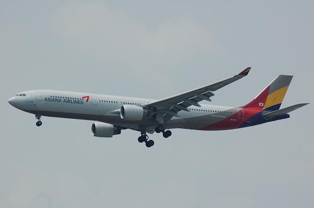 アシアナ航空 A330-300