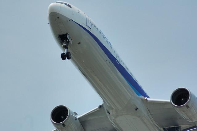 Boeing777 アップ