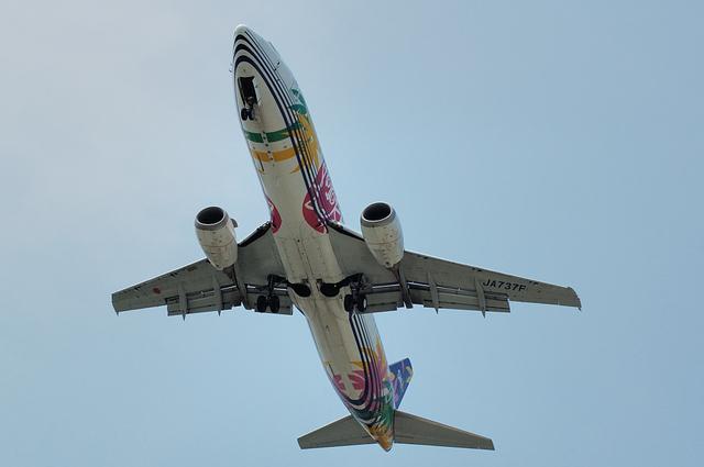 SNA Boeing737-43Q