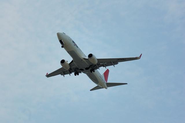 JEX Boeing737-846