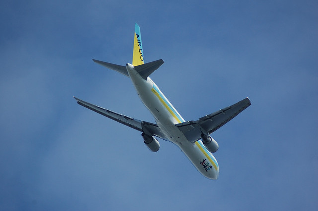 Boeing 767-33AER