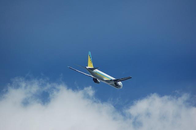 AIRDO Boeing767-300ER