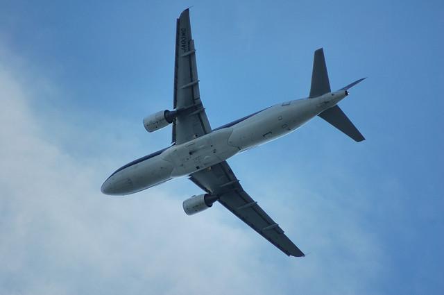 Airbus A320-214(JA03MC)