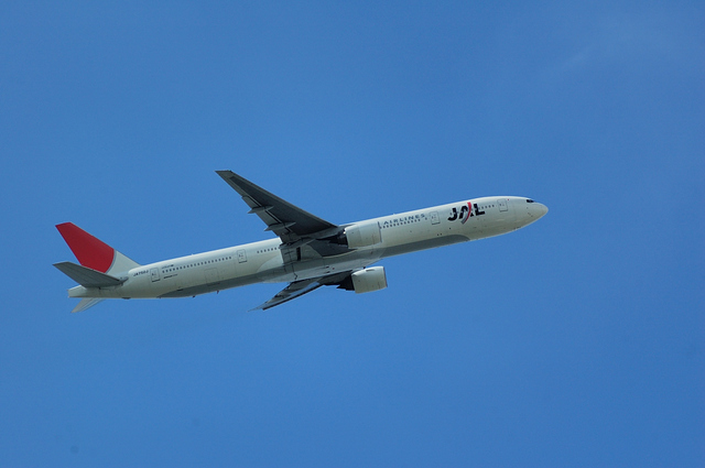 JAL Boeing777-346