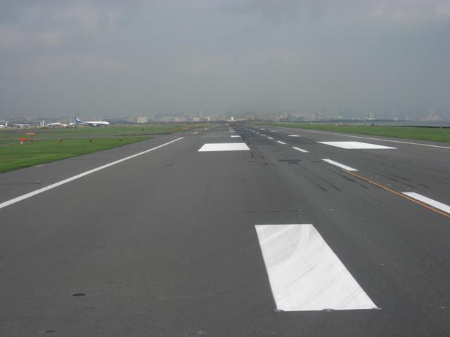 羽田空港 R/W34R