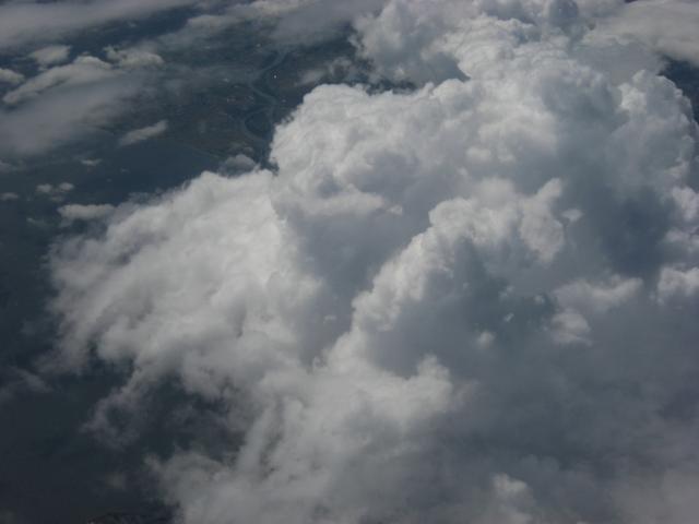 積乱雲の卵