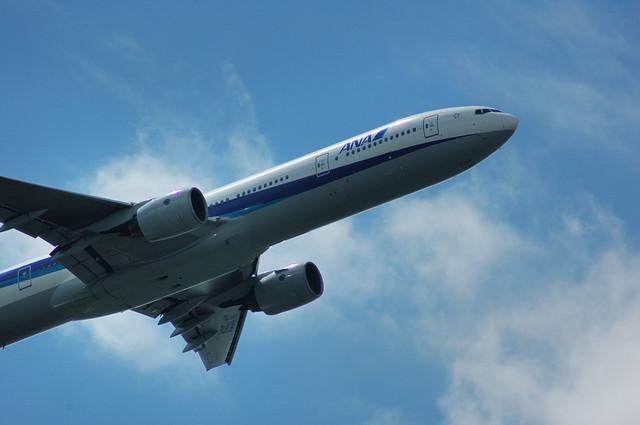 ANA Boeing777-381