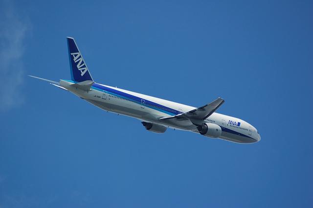 Boeing777-300(JA756A)