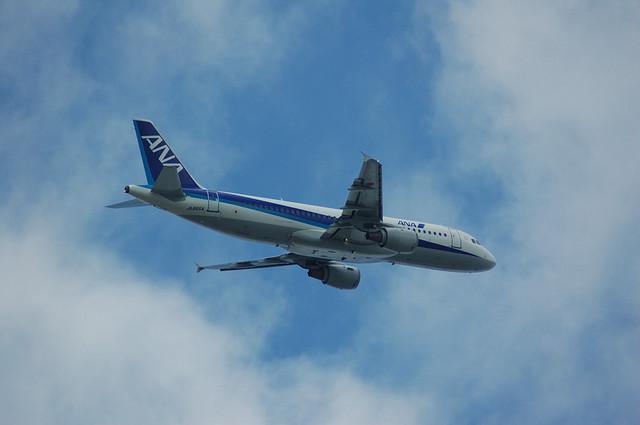 ANA Airbus A320-211