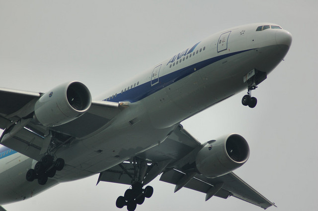 ANA Boeing777-281ER(JA717A)