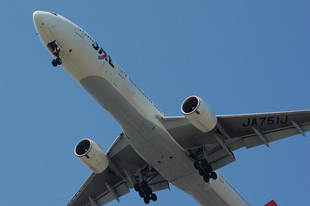 JAL Boeing777-346(JA751J)