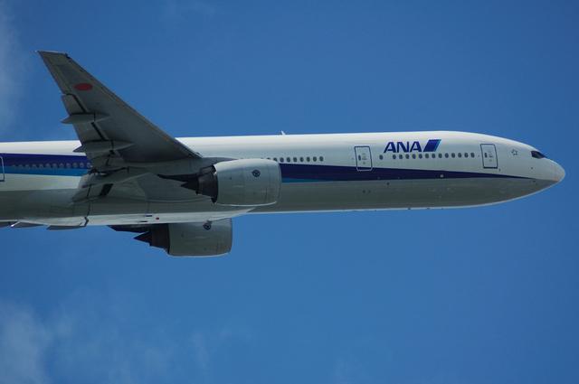 ANA Boeing777-300(JA756A)