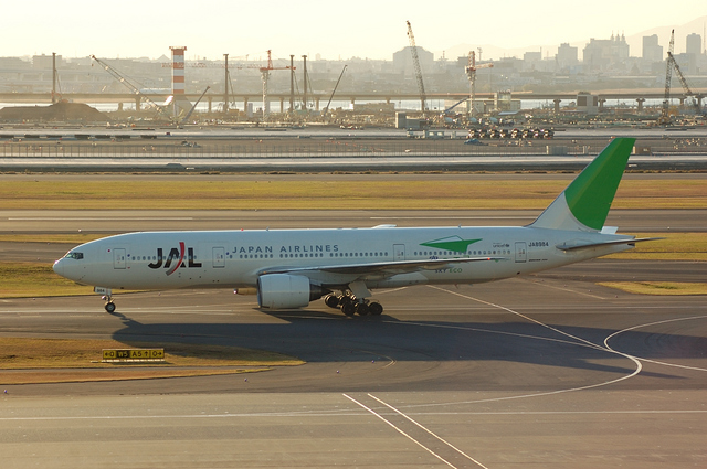 JAL エコ・ジェット