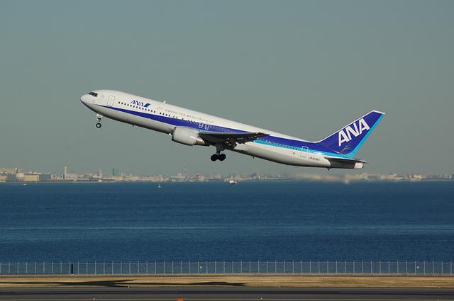 Boeing767-300 オリンピック招致