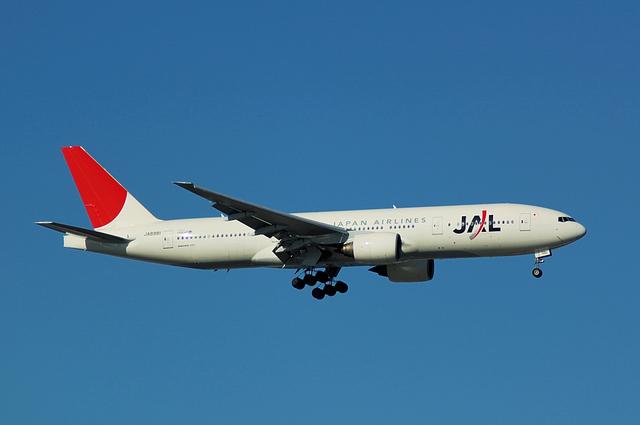 JAL Boeing777-200(JA8981)