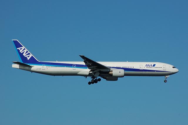 ANA Boeing777-300(JA752A)