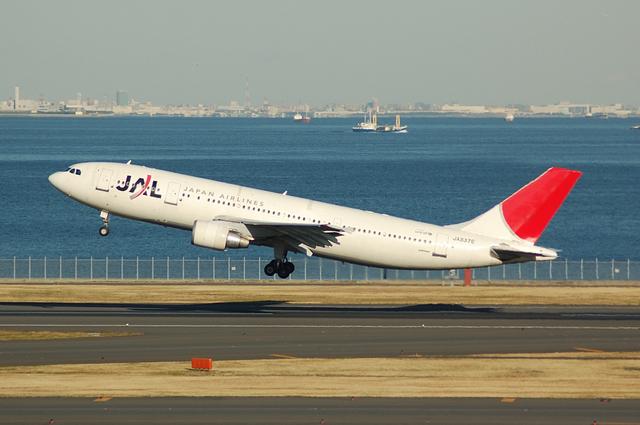 Airbus A300B4-600R(JA8376)