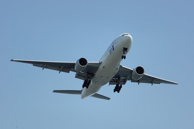 Boeing777 Approach