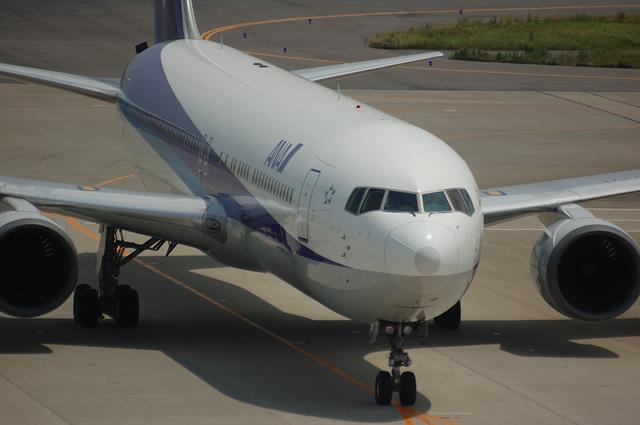 全日空 Boeing767-300(JA601A)