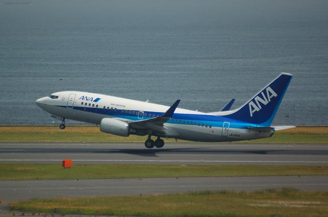 ANA Boeing737-700(JA14AN)