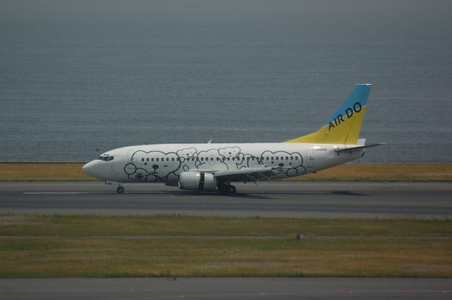 エア・ドゥ Boeing737-500(JA8196)