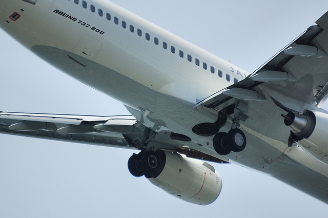 Boeing737 主脚