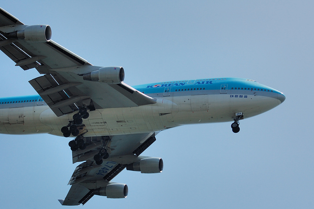 Boeing747-400 Main Gear