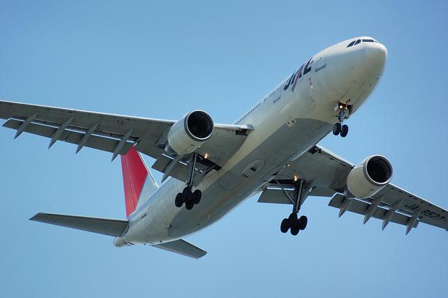 Airbus A300-600R(JA8527)