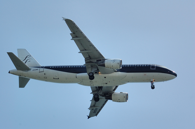 Star Flyer Airbus A320-200