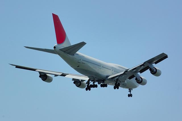 日本航空 Boeing747-400