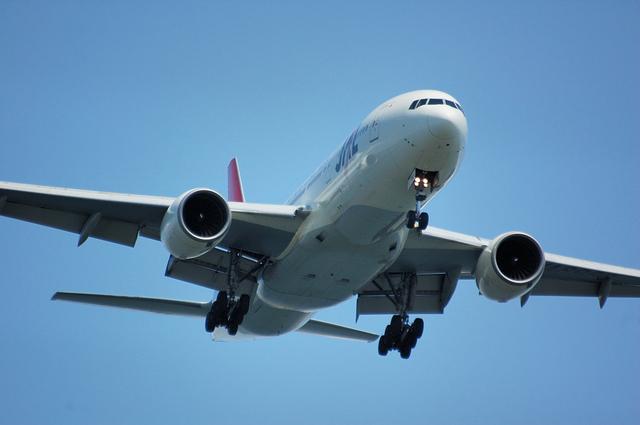 JAL Boeing777-246(JA8983)