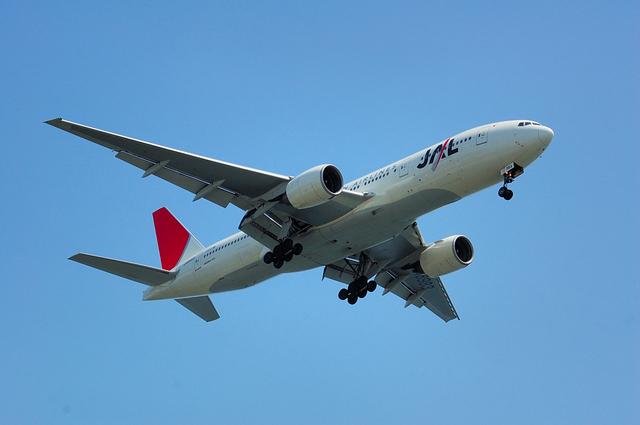日本航空 Boeing777-200