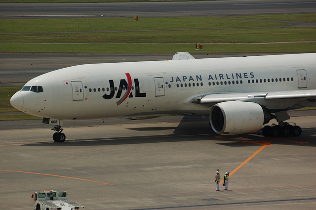 JAL Boeing777-200