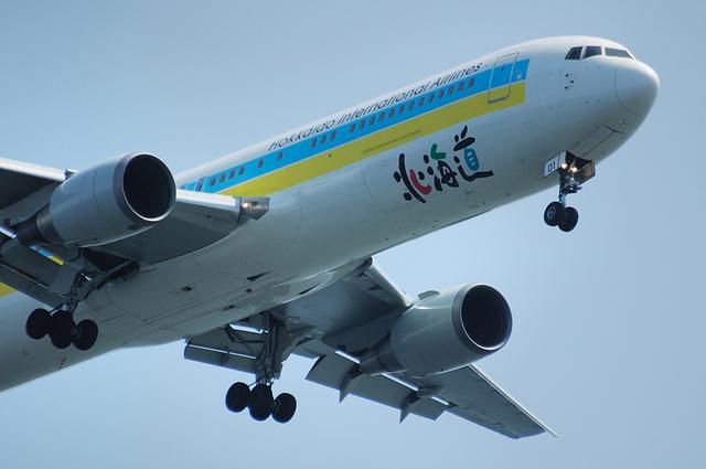 Boeing767-300ER(JA01HD)